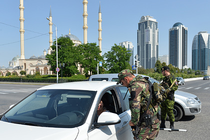 МВД объявило Чечню самым безопасным регионом России