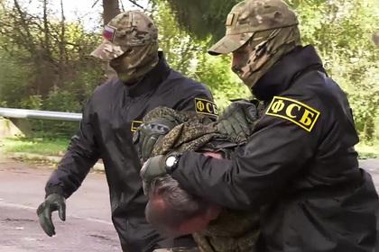 Россиянина посадили на восемь лет за отпор сотрудникам ФСБ
