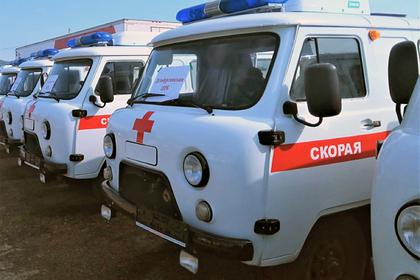 В Забайкалье поступили 22 машины скорой помощи