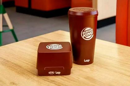 Burger King даст клиентам упаковки для бургеров в аренду