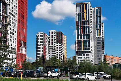 Россияне начали отказываться от новых квартир