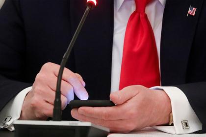 Хакер отгадал пароль Трампа и завладел его аккаунтом
