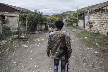 Карабах сообщил количество погибших военных за время боевых действий