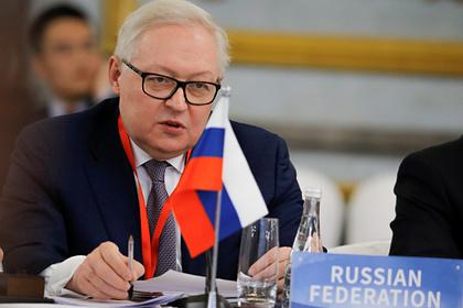Россия пригрозила США отказаться от своего предложения по ядерному оружию0