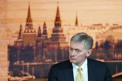 Песков рассказал об отношении Путина к русофобии в США