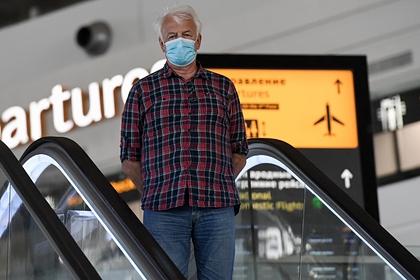 В российских аэропортах наличие коронавируса собрались определять по кашлю