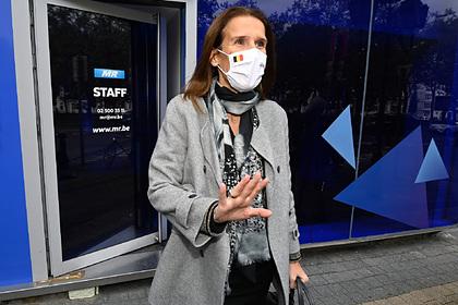 Глава МИД Бельгии заразилась коронавирусом и попала в реанимацию