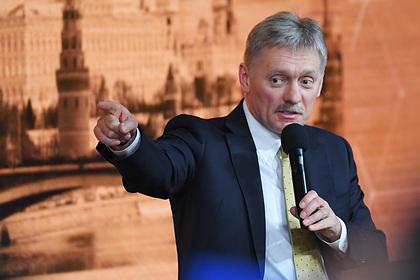 Кремль пояснил участие Путина в отправке Навального в Германию