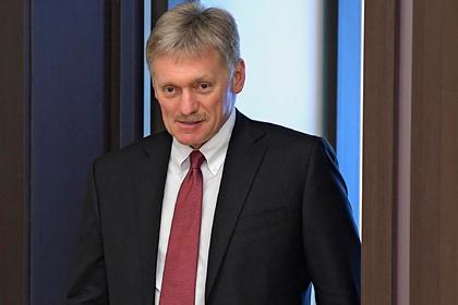 Песков оценил контроль ситуации с коронавирусом в России