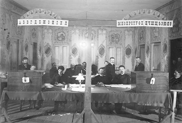 Выборы в I Государственную думу в Енисейской губернии. 1906 год