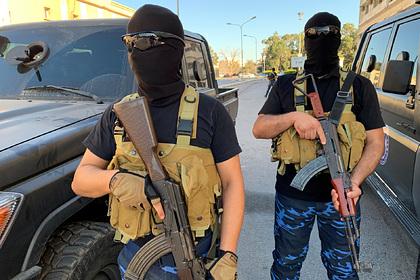 Иностранных боевиков решили прогнать из Ливии