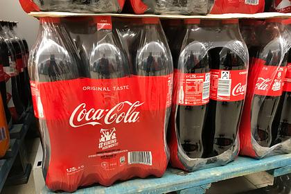 Coca-Cola откажется от своих брендов