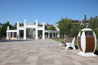 В волгоградском парке появятся луноход и мини-скалодром