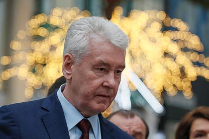 Собянин сообщил о замедлении распространения коронавируса в Москве