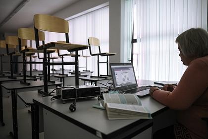 В Минпросвещения раскрыли планы по массовому переводу школ на дистанционку