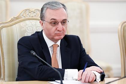 Ереван заявил о поразительном единстве позиций США, России и Франции по Карабаху