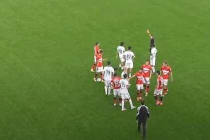 Избитый после матча между «Спартаком» и «Ахматом» судья рассказал о случившемся