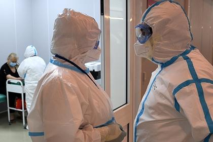 В России выявили 16,5 тысячи новых случаев заражения коронавирусом
