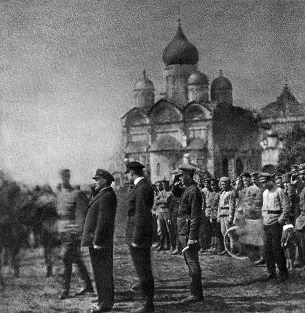 Владимир Ленин, 1920 год
