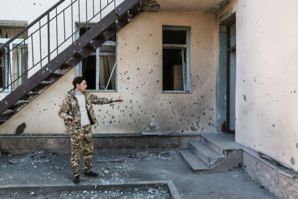 Определена доля покинувших Нагорный Карабах жителей