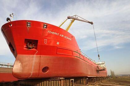 Определено состояние российского танкера до взрыва