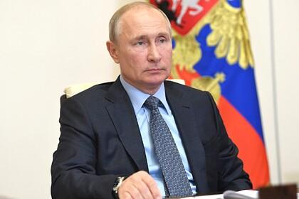 Путин прокомментировал скандал с сыном Байдена на Украине