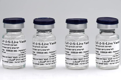 Израиль испытает собственную вакцину от коронавируса