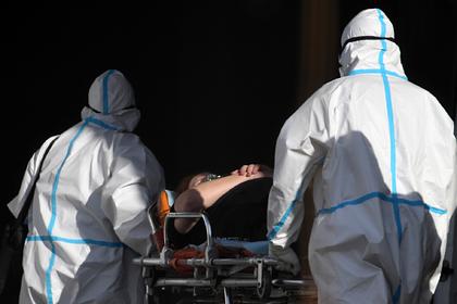 В России выявили рекордные 17 347 новых случаев коронавируса