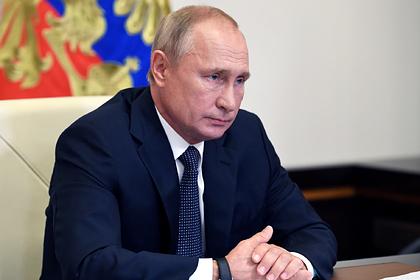 Путин обратился к НАТО