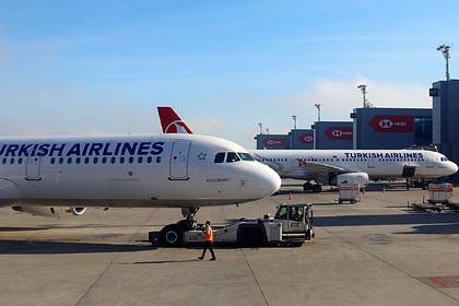 Turkish Airlines отправит пилотов в неоплачиваемый отпуск на полгода