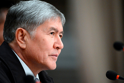 Бывший президент Киргизии Атамбаев объявил голодовку