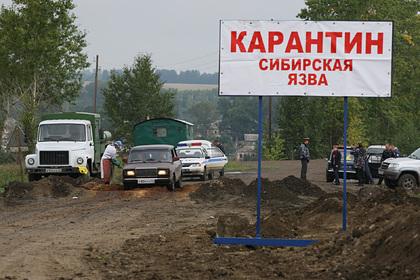 В Дагестане заподозрили вспышку сибирской язвы