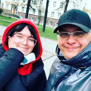 Александра и Роман Будниковы