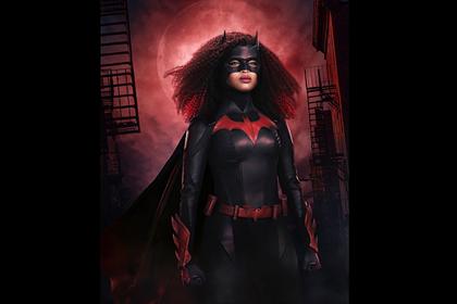 Раскрыт образ чернокожей супергероини DC Бэтвумен