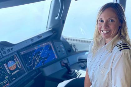 Женщина-пилот назвала главное заблуждение пассажиров о ее работе