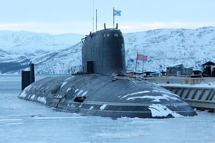 В США назвали «самую смертоносную» подлодку России
