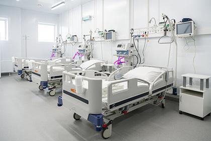 В России за сутки умерло рекордное число пациентов с COVID-19