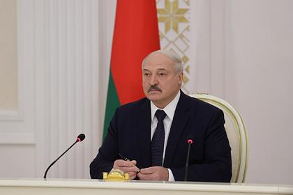 Лукашенко заявил о развернутой против Белоруссии террористической войне