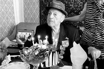 Умер самый пожилой ветеран Великой Отечественной войны