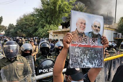 Иран напомнил огрядущей мести США заСулеймани
