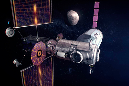 США и Европа без России освоят Луну