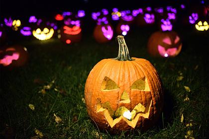 Англичанин отказался убирать украшения к Хэллоуину ради детской психики