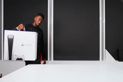 Комплект PlayStation 5 показали на видео