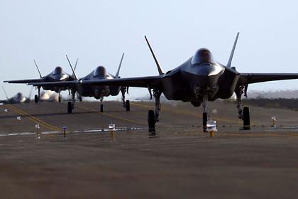 США решили отдать F-35 Греции вместо Турции