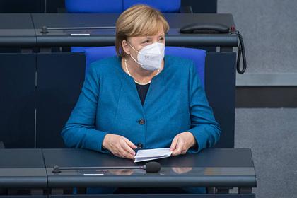 Меркель объявила обуходе Германии накарантин— Локдаун доначала зимы