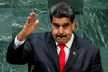 Венесуэла допустила закупку оружия у США