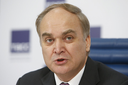 Посол России рассказал о «конструктивной альтернативе» гонке вооружений с США
