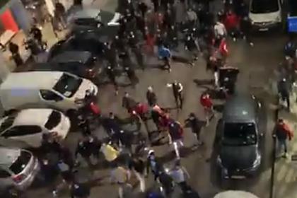 Турки устроили беспорядки в армянских районах во Франции