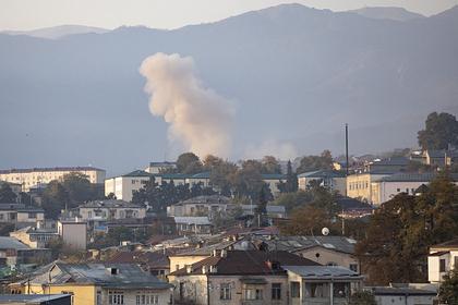 Стало известно об интенсивных боях в Нагорном Карабахе