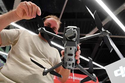 В Москве дроны станут доставлять грузы